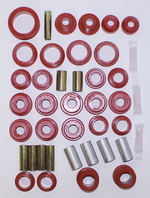 Corvette (C4) Front Suspension Urethane Bushing Kit Photo Main
