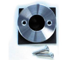 Trim Plate - Solid, Round Plate With Round Hole Photo Main