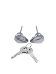 Chevrolet Parts -  Door Lock Assemblies With Keys, Exterior Pair