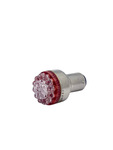 Parts -  Bulb -LED Super Bright Red Bulb 12v Dual Contact (Offset Pins)