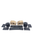 Cab Mount Pad & Blocks (Includes Blocks & #4 Bolt Pads)