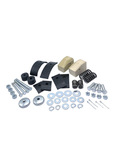 Chevrolet Parts -  Cab Mount Pads & Blocks. Includes All Hardware, Springs