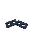 Chevrolet Parts -  Radiator Core Support Mount-Pads