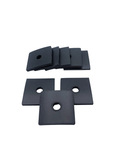 Chevrolet Parts -  Body Mount Pads - Panel, Suburban