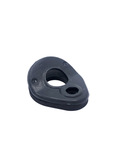 Steering Column Grommet With Metal Core & Sponge Seal (Column Shift)