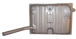Chevrolet Parts -  Gas Tank -Stainless Steel, 16 Gallon. Original Style (Except Wagon & Sedan Delivery)