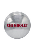 Chevrolet Parts -  Hub Cap, 1/2 Ton - Stainless Steel