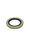 Chevrolet Parts -  Front Wheel Bearing Seal - 1-1/2 Ton, 1946-57 3/4 Ton & 1 Ton (Except 42 Bus), 1951-52 1-1/2 Ton & Heavy Duty
