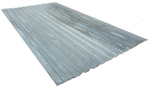 "Parts -  Steel Corrugated Bed Floor 80"" Long For Short Bed"