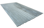 "Parts -  Steel Corrugated Bed Floor 96"" Long For Long Bed"
