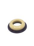Chevrolet Parts -  Door Handle & Window Crank Escutcheon, Ivory/ Brown