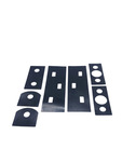 Chevrolet Parts -  Trunk Hinge Gaskets For Fleetline Aerosedan
