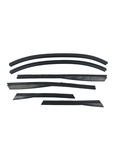Chevrolet Parts -  Roof Rail Weatherstrip (Molded)