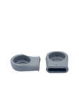 Chevrolet Parts -  Convertible Top, Linkage End Covers -Grey