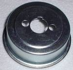 Chevrolet Parts -  Horn Button Cup With Chrome Rim