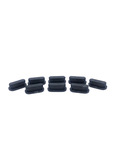 Chevrolet Parts -  Brake Adjuster Hole Plugs (Rubber)