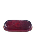 Chevrolet Parts -  Lens - Tail Light (Glass) For Original Taillight Housings