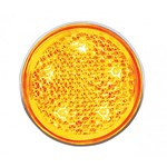 Parts -  5 Led Amber Auxiliary Light