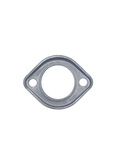 Exhaust Flange Plate -Holds Header Pipe To Manifold, 216ci