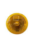 "Chevrolet Parts -   Light, Fog Amber Sealed Beam Lamp #4415A 12v 5"" Screw Terminals"