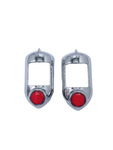 Chevrolet Parts -  Rim - Tailight With Reflector (Super)
