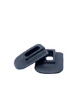 Chevrolet Parts -  Bumper Bracket Grommets, Front Dubonnet (For Knee Action Shock cars)