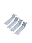 Clips - Grille Side Moulding, (4 Pieces)
