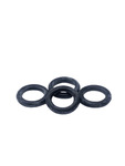 Chevrolet Parts -  Link Pin Seals -Lower Outer. Also Fits 53-62 Corvette (4 Pieces)