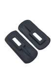 Chevrolet Parts -  Rear Bumper Grommets (Panel & Suburban)