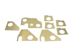 Chevrolet Parts -  Main Bearing Shims, Except 53 Powerglide