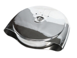 Parts -  Chrome Air Cleaner Olds / Cadillac Steel Style