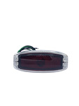 Chevrolet Parts -  Tail Light Assembly - Glass Lens. Right Side, (Except Fleetline 4-Door)