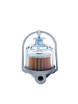 Chevrolet Parts -  Gas Filter Assembly With Glass Bowl. A very nice original AC reproduction (Fuel)