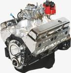 Parts -  Crate Engine Gm- 383ci (Chevy Small Block) Aluminum Heads 430hp Carb & Ignition