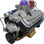 Chevrolet Parts -  Crate Engine, GM Big Block - 496ci With Iron Heads - 480hp With Carb & Ignition