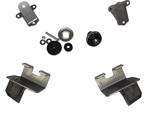 Chevrolet Parts -  Motor Mount Kit. Bolt-On For 1940 Chevy Cars With CE Must II IFS Kit, '58 & Up Small Block