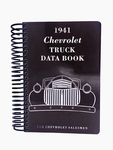 Chevrolet Parts -  Data Book (Salesman) All The Specs