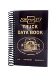 Chevrolet Parts -  Data Book (Salesman) All The Specs (Original 1950)