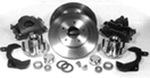Chevy Parts -  Brake Disc Conversion Front- Street Rods With GM Subframe (68-74 Nova, 67-69 Camaro, 64-72 Chevelle With Drum Brake Spindles). Complete Kit