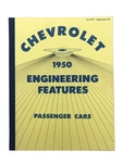 Chevrolet Parts -  Manual, Engineering Features (Car Only)