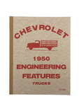 Chevrolet Parts -  Engineering Feature Manual (Truck Only)