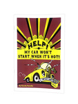Parts -  HELP! My Car Won't Start When It's Hot! Book