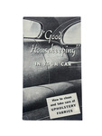 Chevrolet Parts -  Good Housekeeping In Your Car - By