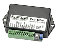Parts -  Headlight & Interior Lighting And Electrical Power Control Unit -Dakota Digital