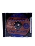 Chevrolet Parts -  Shop Manual - Car & Truck - On CD