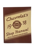 Chevrolet Parts -  Shop Manual - Car & Truck - Full Size. Superb