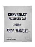 Chevrolet Parts -  Manual, Shop  - Cars, Full Size