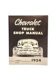 Chevrolet Parts -  Shop Manual - Truck, Full Size. Superb!