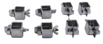 Parts -  Butt Welding Clamps Set Of 8