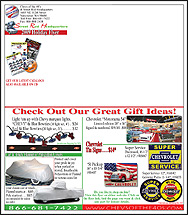 Back Page -Holiday Gift Items